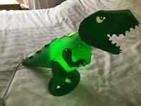 Next T-Rex Lamp