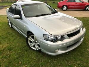 MINT! 2005 Ford Falcon XR8 V8 BOSS ENGINE Pialligo North Canberra Preview