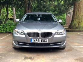 BMW 5 Series 2.0 520d SE 4dr – FULL BMW Service History, 86,000- Space Grey Metallic
