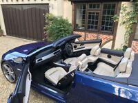 2011 BMW 335i M Sport Convertible DCT LCI FSH, PRO SATNAV/I-DRIVE & TV, PART EX?