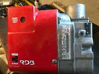 Riello RDB's, Riello 40's, Sterling and Bentone Oil Fired Burners, Repaired and Serviced.