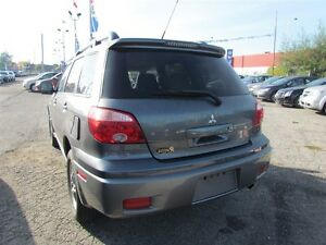2006 Mitsubishi Outlander LS | FRESH TRADE | GREAT SHAPE London Ontario image 5