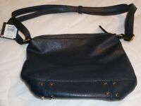 M & Co Navy Blue Handbag