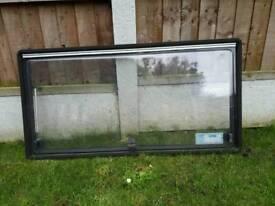 Caravan/Campervan window