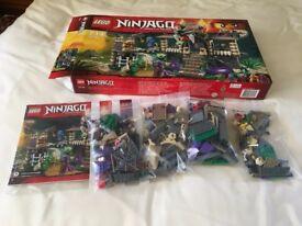 LEGO 70749 Ninjago Enter the Serpent Set (Used)