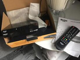 Bush Free View TV box hardly used