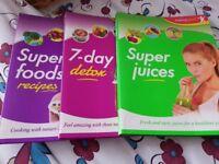 Super Foods Books