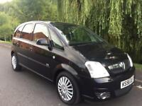 VAUXHALL MERIVA 1.4 DESIGN FULLL MOT EXCELLENT CONDITION FIRST TO SEE WILL BUY