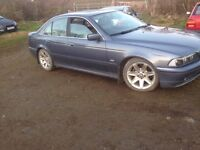 BMW 525 AUTOMATIC SPARES OR REPAIRS HEAD GASKET PROBLEM