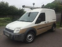 FORS TRANSIT CONNECT HIGH ROOF WHITE BRONZE TOW BAR ROOF RACK INC PX WELCOME NO VAT