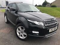 2013 Range Rover evoque 2.2 SD4 4X4 77,000 miles, full service history! ONE OWNER