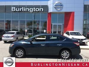 2014 Nissan Sentra 1.8, LUXURY, ACCIDENT FREE !