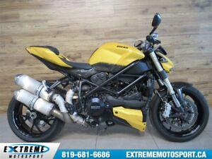 2012 Ducati StreetFighter 848 47$/SEMAINE