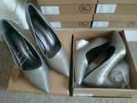 High heels sizes 3,4,5,6,7,8