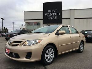 2013 Toyota Corolla CE | BLUETOOTH | HEATED SEATS