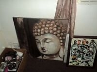 Selection of Canvases.