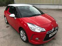 Stunning 2010 60 Citroen DS3 1.6Hdi DStyle 90 **2 Owners+Full History+£20 Tax+Mega Spec**