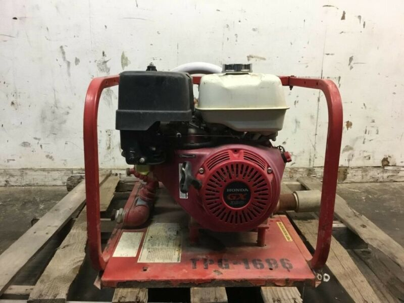 Udor Pump RO 210TS 2C w/ Honda GX 390 Motor