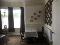 Kitchen and dining room for let