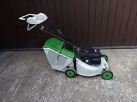 """Etesia PHTS 18"""" Self Propelled Lawnmower with Honda 5.5HP Petrol Engine with Grass Box"""