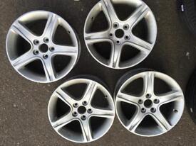 Alloy wheels 17 5x114.3