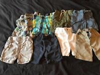 Boys shorts size 12-18months