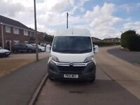 Citroen relay 2015 l3 h2 enterprise lwb 12 months mot excellent condition NO VAT.