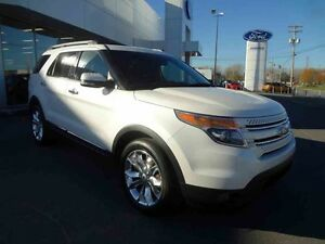 2012 Ford EXPLORER 4WD Limited/4WD/Cuir/Toit/Nav/Cruise