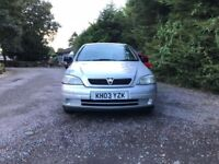 Vauxhall Astra LS 16V for sale, MOT, service history, drives perfect.