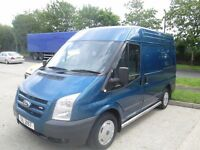 2006 ford transit new model will have a full years test £2500 no vat no offers no trade-ins
