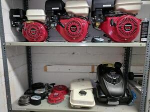 HOC - HONDA ENGINE GCV160 GX160 GX270 GX390 COMPACTOR CLUTCH + CARBURETOR + FUEL TANK + FILTER + PULLEY + FREE SHIPPING