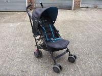 Silver cross Pushchair buggy stroller