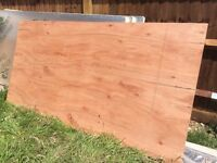 2440 X 1220 X 18mm Structural CDX Plywood for sale