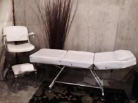 Massage & Facial Table/ Pedicure Chair