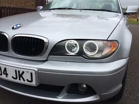 Bmw 320cd e46 diesel coupe facelift