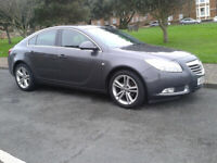 Vauxhall, INSIGNIA, Hatchback, 2011, Manual, 1364 (cc), 5 doors