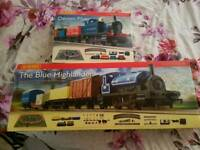 Hornby train sets