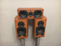 Speakers Wharfedale Diamond 9.1 and Diamond 9.cc