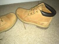 Timberlands size 8 mens
