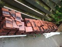 Roof tiles - Rosemary originals 1930. 100's available but will sell in smaller quantities