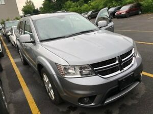 2016 Dodge Journey R/T, AWD, 7PASS, BLUETOOTH, MAGS
