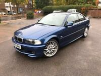 * BMW 325ci Coupe M SPORT
