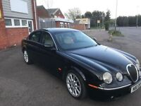 2004 jaguar s-type 2.7 diesel automatic fully loaded 12 months mot/3 months warranty