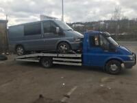Scrap cars wanted cars vans trucks