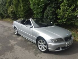 BMW 318i se convertible low miles
