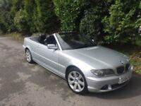 BMW 318i se convertible