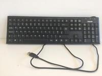 Low profile keyboard