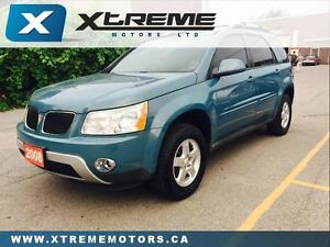 2008 Pontiac Torrent 3.4/ One Owner/ No Accidents