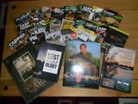 CARP FISHING BOOKS,DVD'S all in vgc.