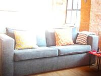 3 seater sofa bed very good quality